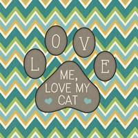 Cat Sayin I Fine-Art Print