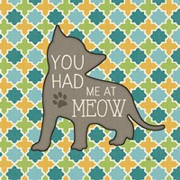 Cat Sayin II Fine-Art Print