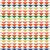 Wild Wood Tiles II Bright Fine-Art Print