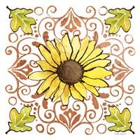 October Garden V Fine-Art Print