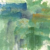 Blue Accent II Fine-Art Print