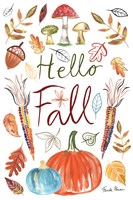 Hello Fall I Fine-Art Print