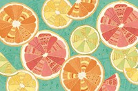 Citrus Splash XI Fine-Art Print
