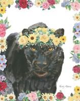 Flower Friends V Fine-Art Print