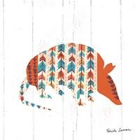 Southwestern Vibes I Framed Print