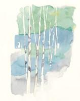 Aspens II v2 Fine-Art Print