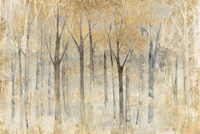 Seasons End Gold Dark Fine-Art Print