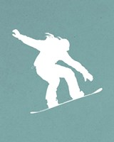 Snowboard On Part I Fine-Art Print