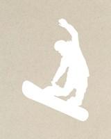Snowboard On Part III Fine-Art Print