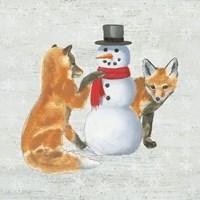 Christmas Critters V Fine-Art Print