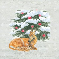 Christmas Critters VII Fine-Art Print