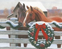 Christmas in the Heartland II Fine-Art Print