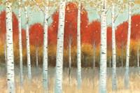 Fall Promenade I Fine-Art Print