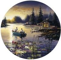 Fishermen Boat Fine-Art Print