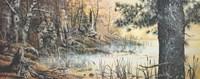 Hunter's Blind Fine-Art Print