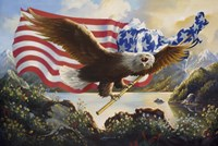 Eagle USA Fine-Art Print