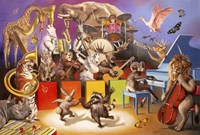 Wild Life Fine-Art Print