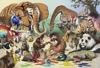 Monkeyangelo Fine-Art Print