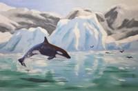 Orca Whale Fine-Art Print