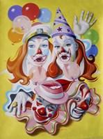 Clowns Fine-Art Print