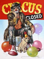 Circus Closed Fine-Art Print