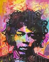 Jimi Hendrix VI Fine-Art Print