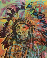 Native American V Fine-Art Print