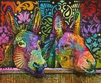 Donkeys Fine-Art Print
