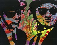 Blues Brothers Fine-Art Print