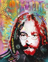 Red Lennon Fine-Art Print