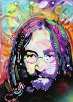Purple Haze All Across Lennon's Mind Fine-Art Print