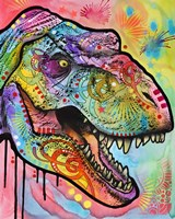 T Rex 1 Fine-Art Print