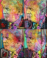 Trump 4 Up Fine-Art Print
