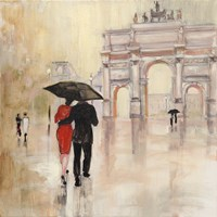 Romantic Paris II Fine-Art Print