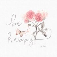 Sunny Day VIII Pink Fine-Art Print
