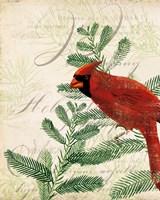 Vintage Noel II Fine-Art Print