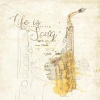 Musical Gift II Fine-Art Print