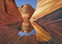 The Wave in Vermillion Cliffs, Arizona Fine-Art Print