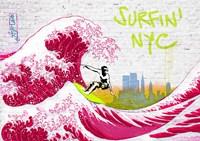 Surfin' NYC Fine-Art Print