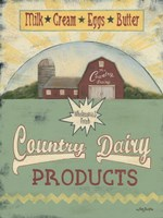 Country Dairy Fine-Art Print