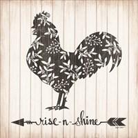 Rise N Shine Rooster Fine-Art Print