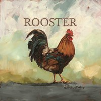 Raleigh the Rooster Fine-Art Print