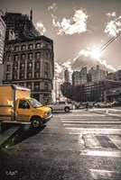 Crosswalks of Manhattan I Fine-Art Print