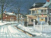 Seasonal Lights Fine-Art Print