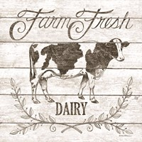 Farm Fresh Dairy Fine-Art Print