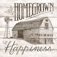 Homegrown Happiness Fine-Art Print