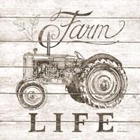 Farm Life Fine-Art Print