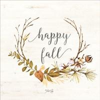 Happy Fall Fine-Art Print