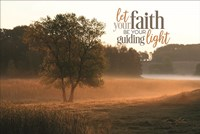 Let Faith Be Your Guiding Light Fine-Art Print