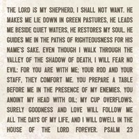 The Lord is My Shepherd Fine-Art Print